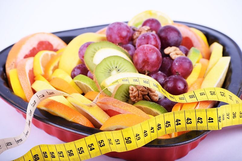 Fresh fruit is a must for a healthy weight-loss plan