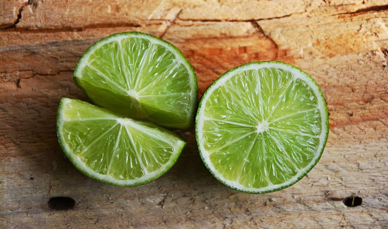 Limes are terrific and very versatile