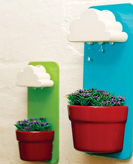 Water your plants from the 'Clouds'